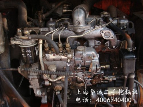 大宇55-V发动机